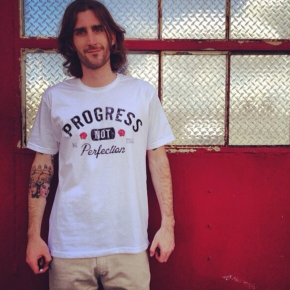 Progress not Perfection Tee