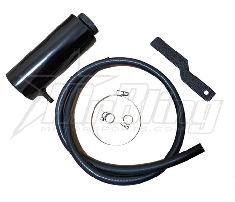G8 GT Coolant overflow relocation kit