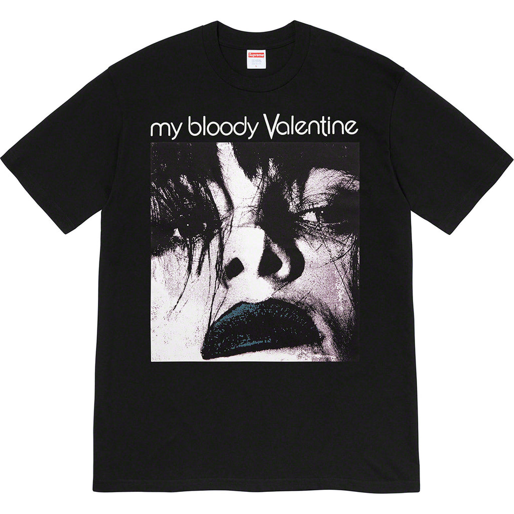 Supreme My Bloody Valentine tee Black