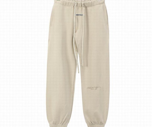 Fear Of God Essential Sweat Pant  Natural