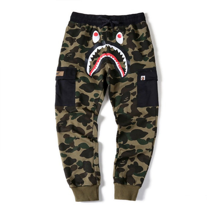 Bape Shark Pocket Sweat Pant