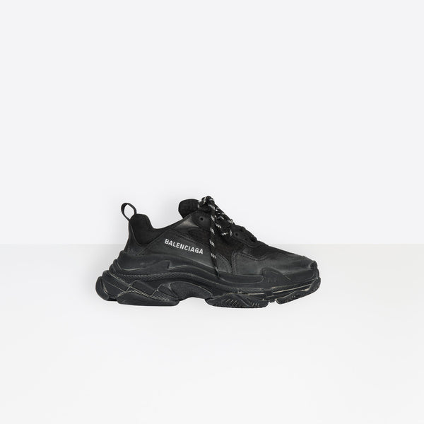 Balenciaga Triple-S- Black