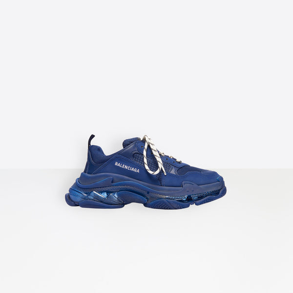 Balenciaga Triple-S Navy Blue