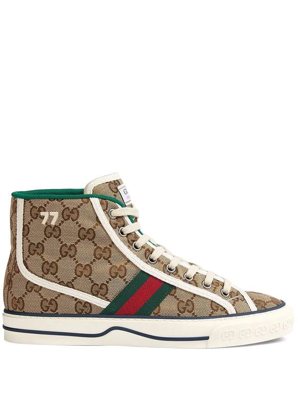 Gucci Gucci Tennis 1977 high-top sneakers