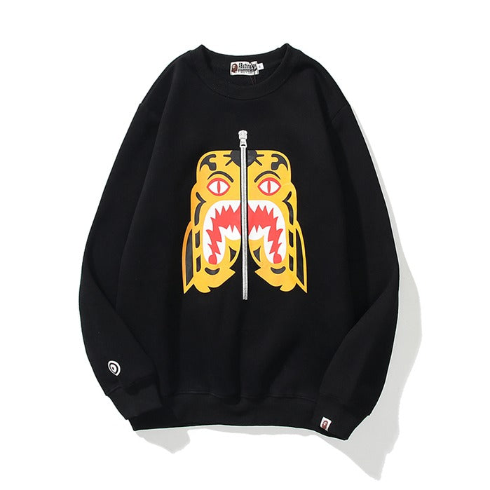 Bape Shark Zipper Sweatshirt