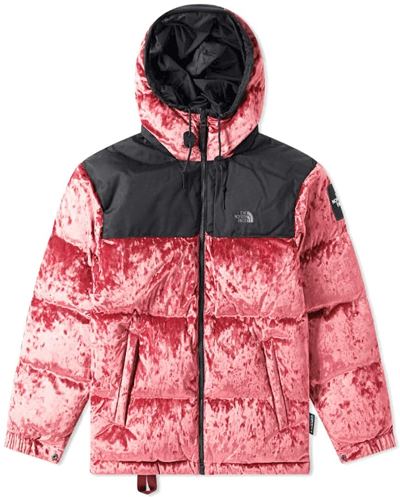 The North Face Black Series Urban Velvet Nuptse Jacket Pink