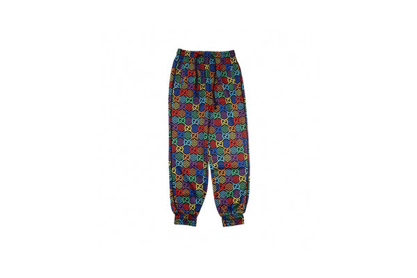 Gucci  Rainbow Jumping Candy Sweatpants