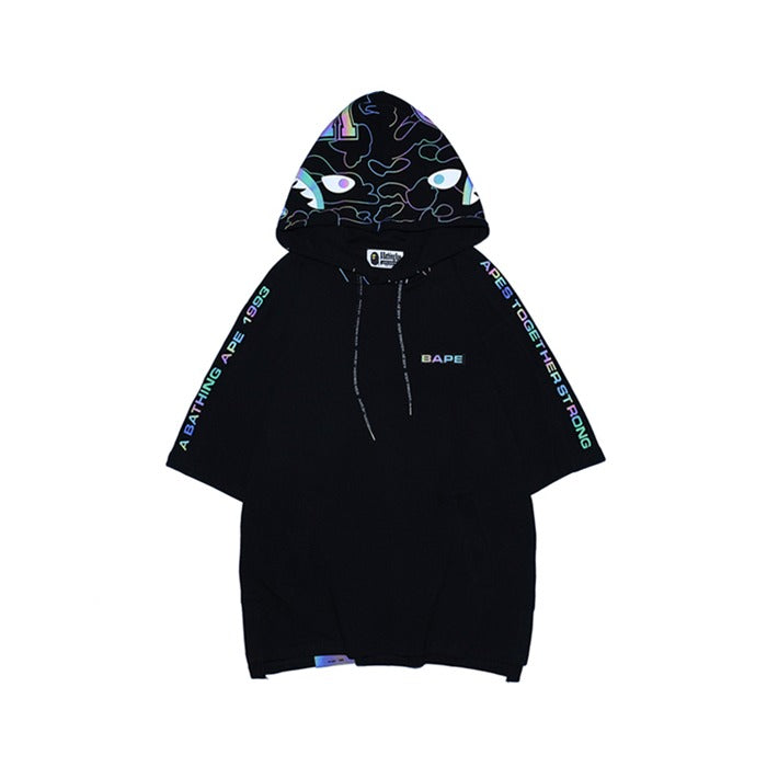 Bape Hooded Tee