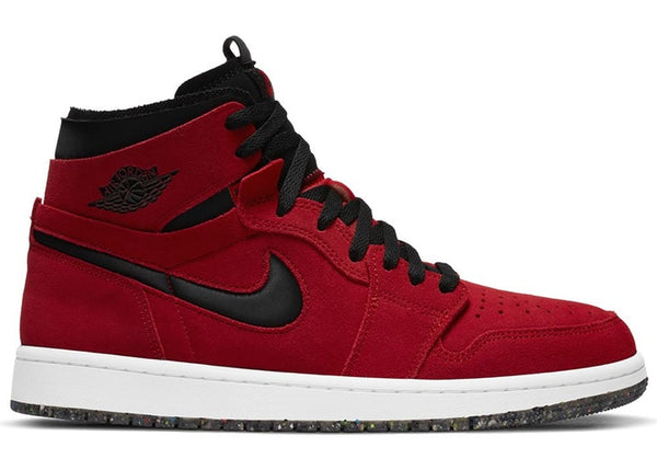 Air Jordan 1 High Zoom Air CMFT Red Suede