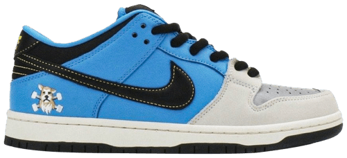 Nike Dunk Low Pro SB QS x Instant Skateboards