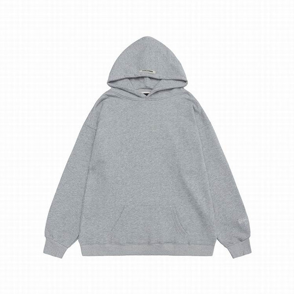 Fear Of God Essentials Hoodie Heather Gray