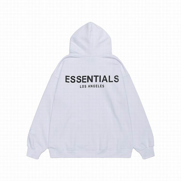 Fear Of God Essential Los Angeles Reflectıve White