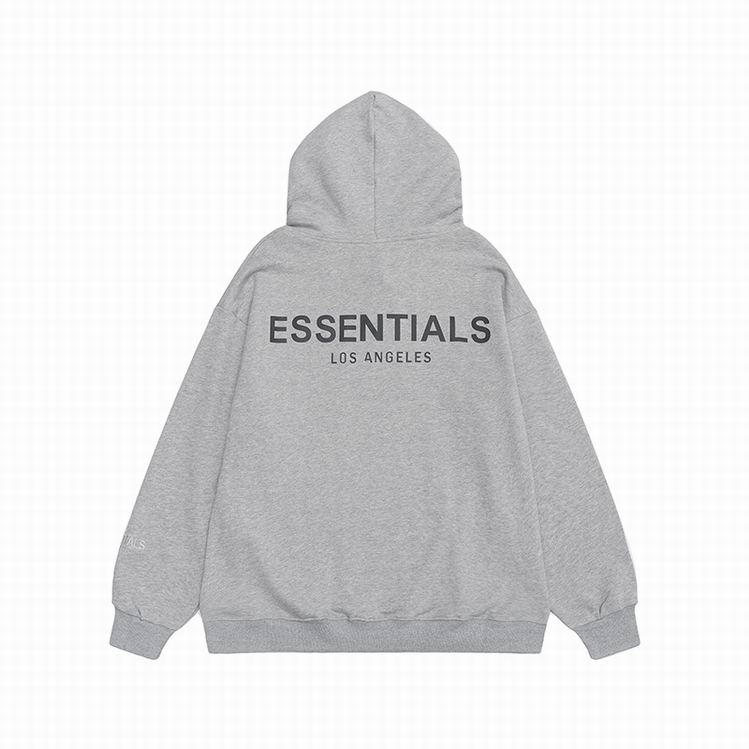 Fear Of God Essential Los Angeles Reflectıve Heather Gray