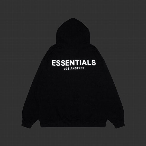 Fear Of God Essential Los Angeles Reflectıve Black