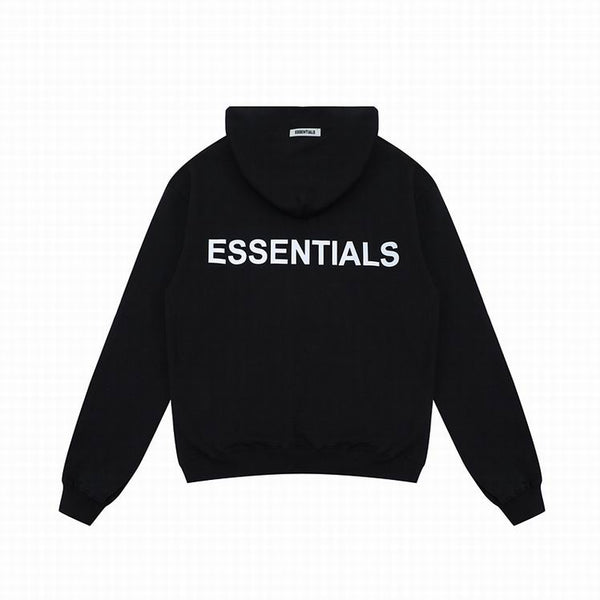 Fear Of God Essentıals Hoodie  Black