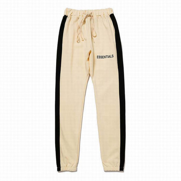 Fear Of God Essential Sweat Pant  Beige/Black