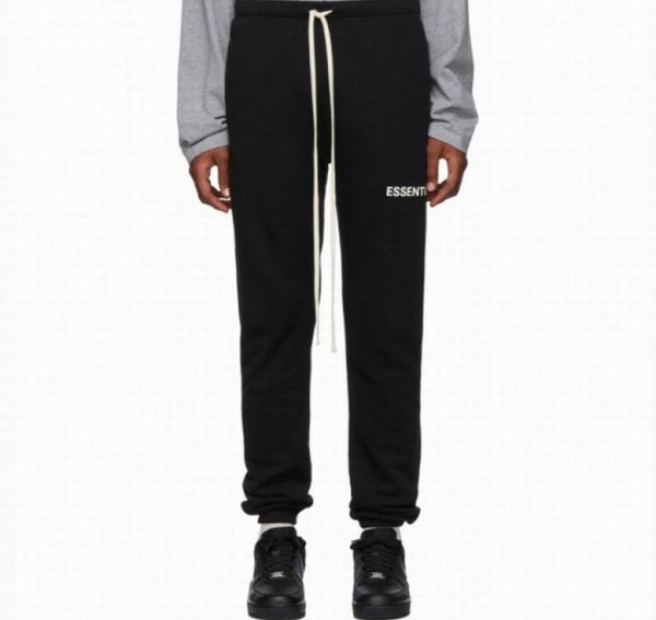 Fear Of God Essential Sweat Pant Black