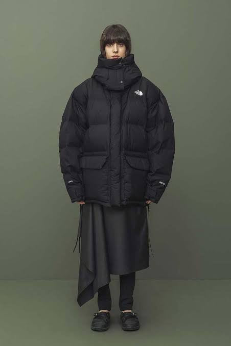 Hyke x The North Face Jacket Black