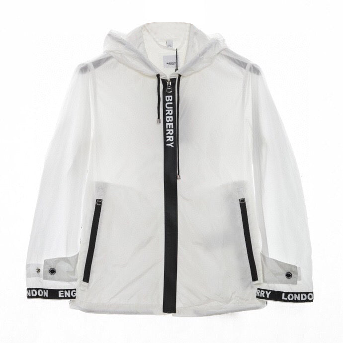 Burberry Windproof White