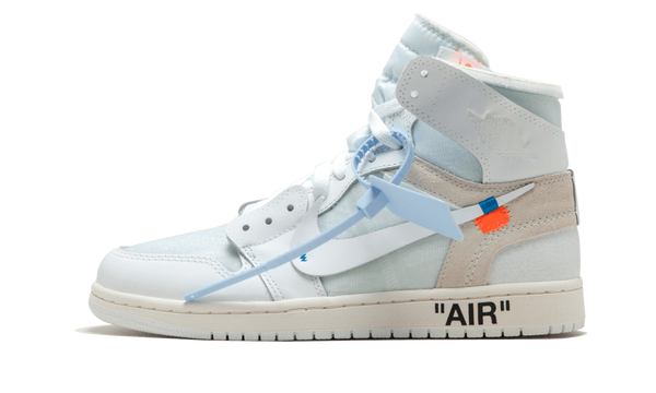 "OFF-WHITE x Air Jordan 1 ""White"""
