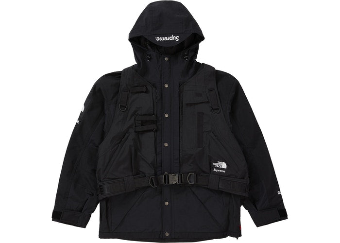 Supreme The North Face RTG Jacket + Vest Black