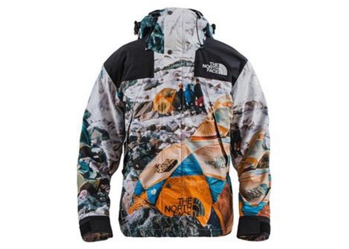 The North Face x Invincible The Expedition Series Mountain Jacket Multicolor