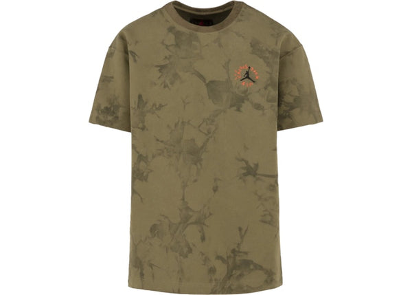 Travis Scott Air Jordan SS Tee Olive