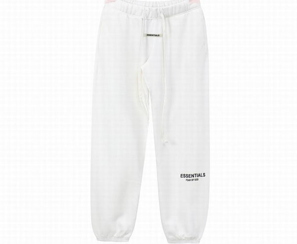 Fear Of God Essential Sweat Pant  White