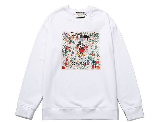Gucci x Disney Sweatshirt White