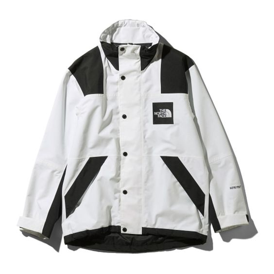 THE NORTH FACE RAGE GTX SHELL JACKET White