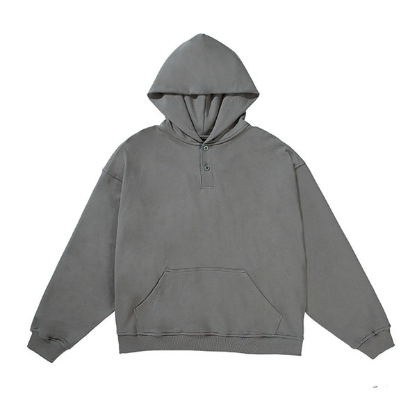 Fear Of God 6TH Collection Hoodie Heather Gray