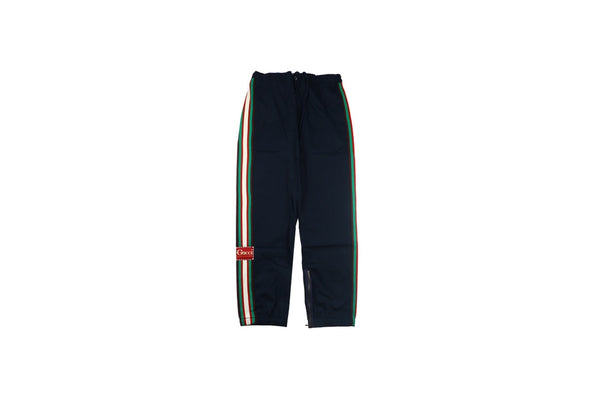 Gucci 20Fw Side Webbing Square Label Drawstring Pant