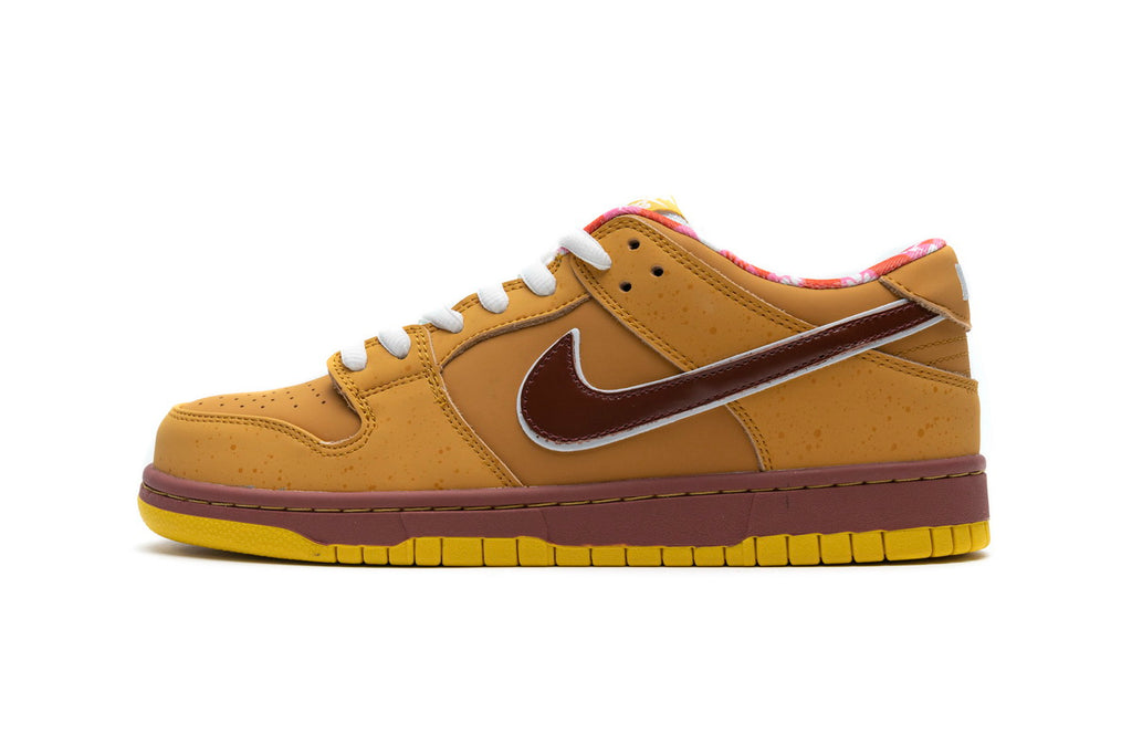 Nike SB Dunk Low Pro OG QS Yellow Lobster
