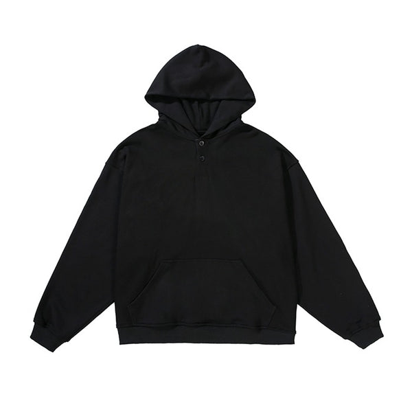 Fear Of God 6TH Collection Hoodie Black