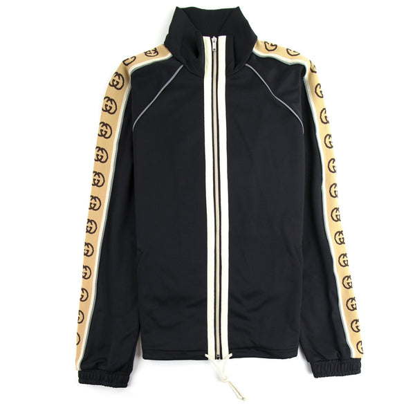 Gucci  Side Double G Reflective Webbing Jacket