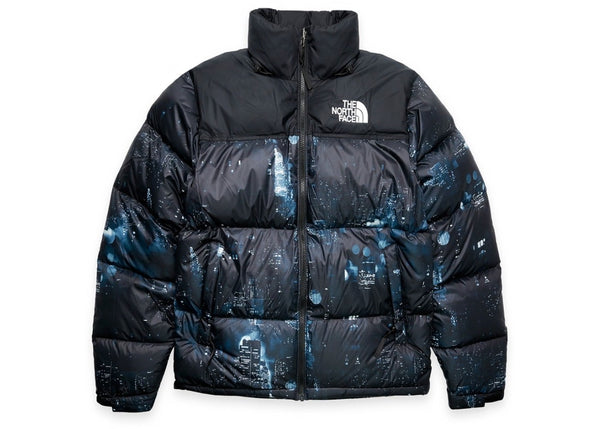 Extra Butter The North Face Nightcrawlers Nuptse Jacket Multi