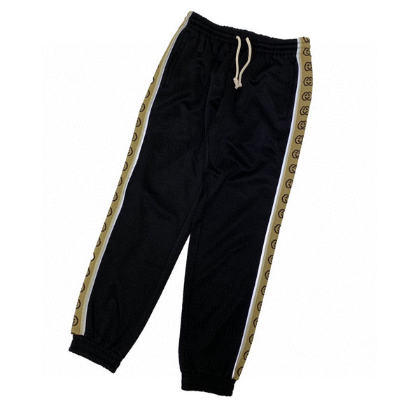 Gucci GG Striped Reflective Sweat Pant