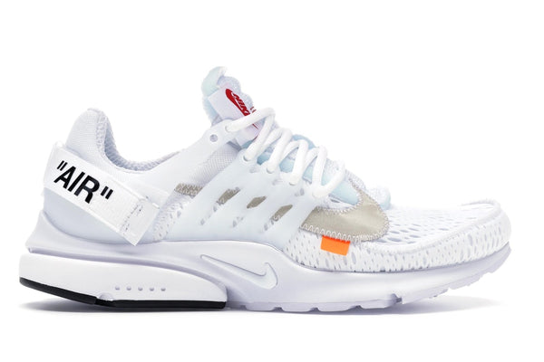 "The 10 : Nike Air Presto ""Off-White Polar Opposites White"""