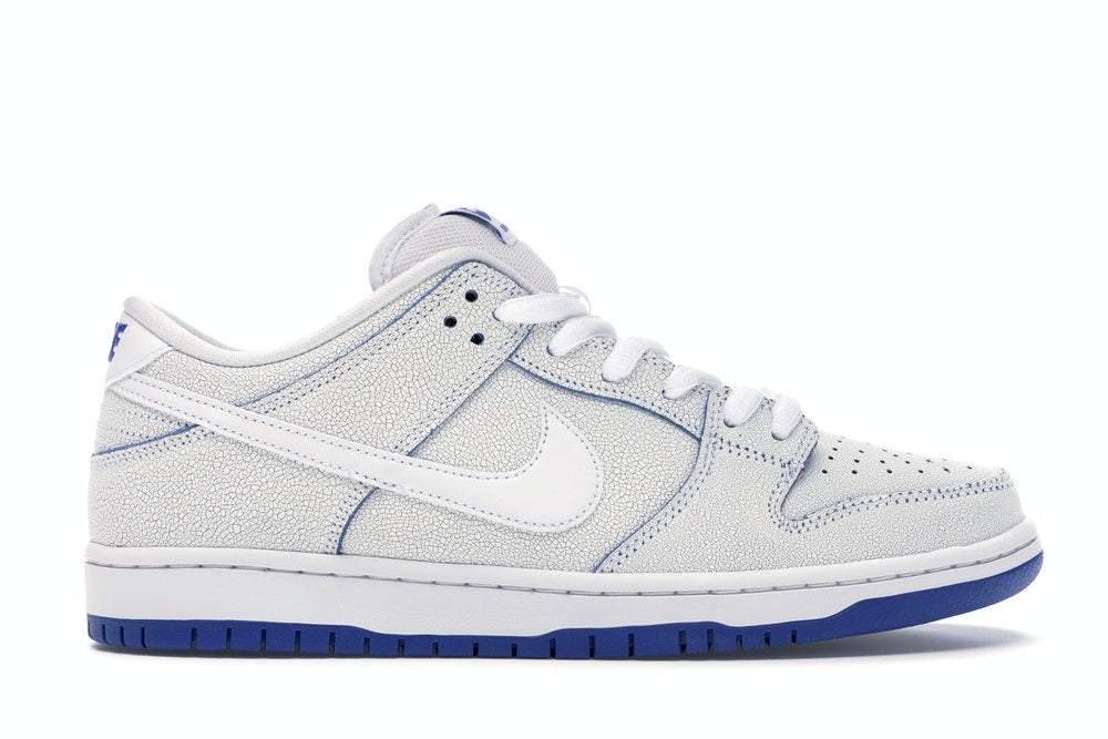 "Nike Dunk Low Premium ""Game Royal/Cracked Leather"""