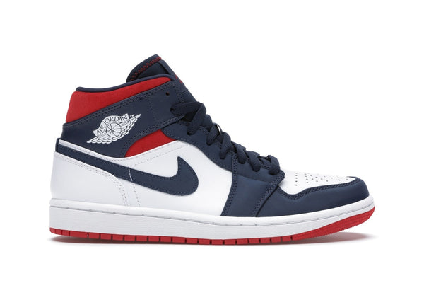 "Air Jordan 1 Mid SE ""Olympic - USA"""