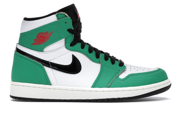 "Air Jordan 1 Retro High OG WMNS ""Lucky Green"""