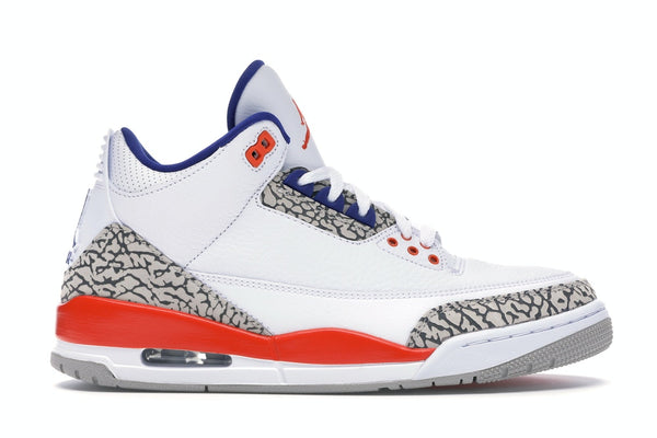 "Air Jordan 3 Retro ""Knicks"""