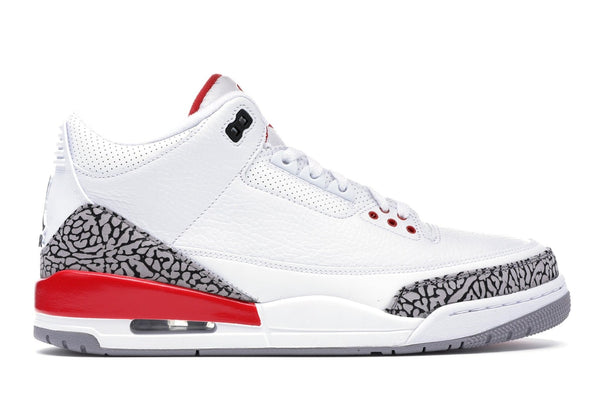 "Air Jordan 3 Retro ""Katrina / Hall Of Fame"""