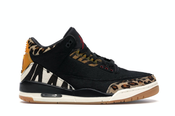 "Air Jordan 3 Retro ""Animal Instinct"""