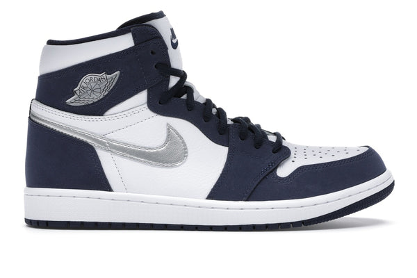 "Air Jordan 1 Retro High CO.JP ""Midnight Navy"""