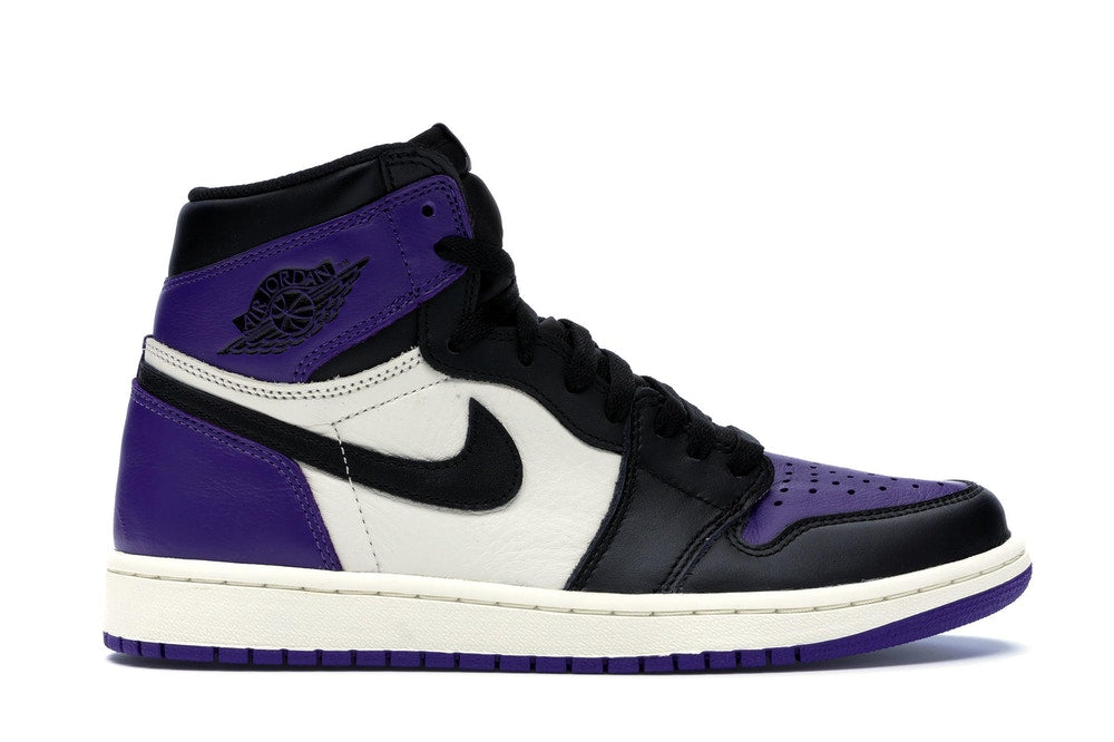 "Air Jordan 1  OG Hi Retro""Court Purple"""