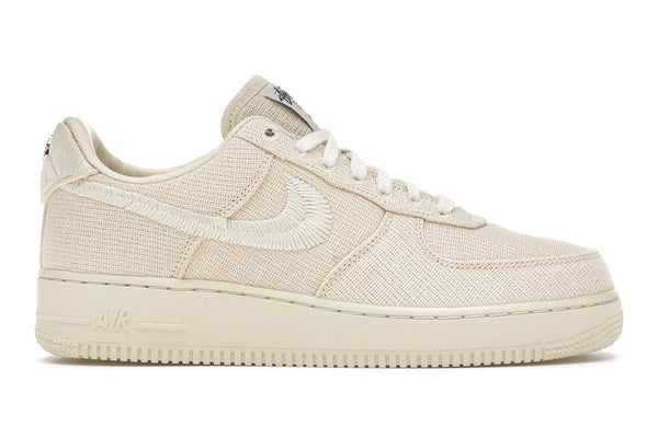 "NIKE AIR FORCE 1 LOW ""Stussy - Fossil"""