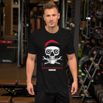 "Midwest-Newimage EST.2019 ""Skull & Wrenches Gear Head"" Short-Sleeve T-Shirt"
