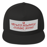 "Midwest-Newimage Clothing Brand ""KCMO KING"" Flat Bill Cap"