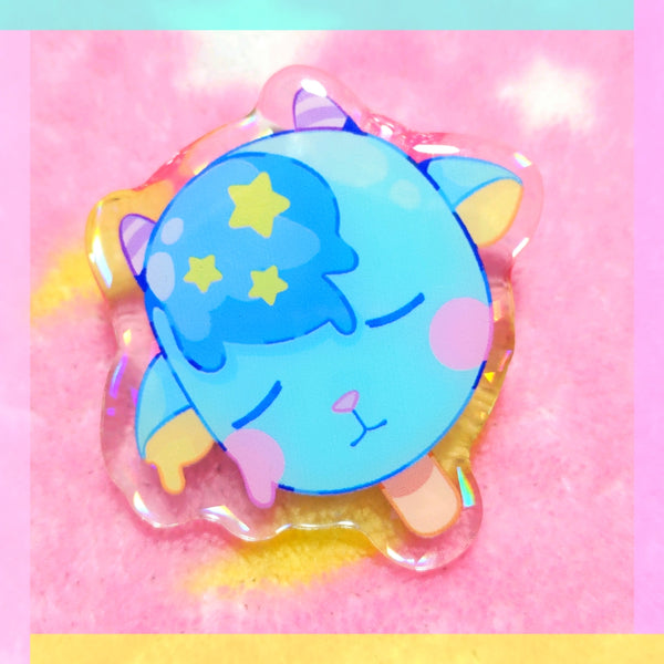 Animal Crossing: Sherb Pop Acrylic Pin